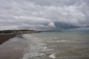 Dieppe strand